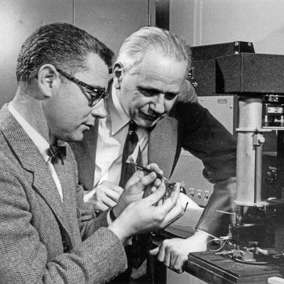 贝尔实验室与美国革新大时代