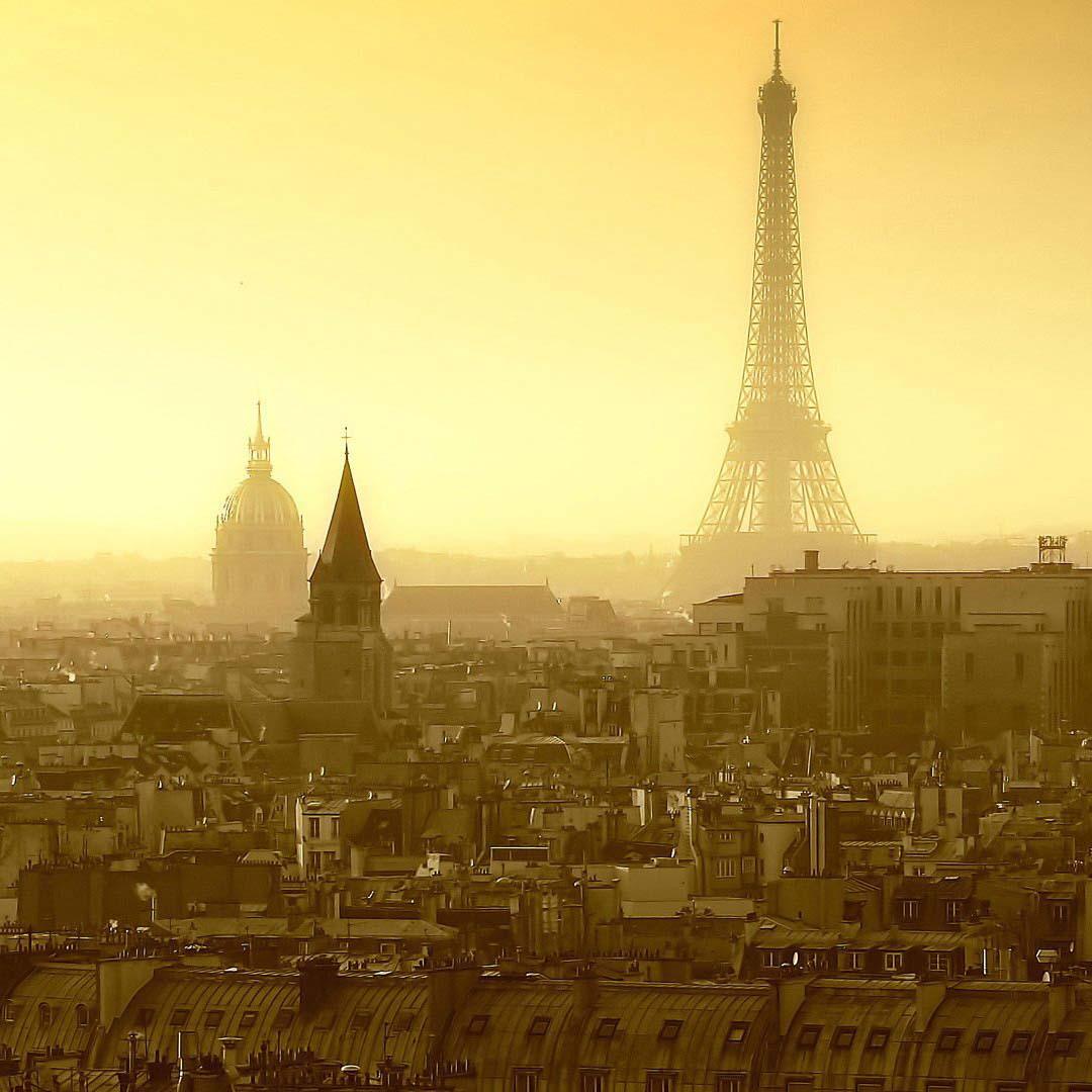 巴黎:现代城市的发明(上)