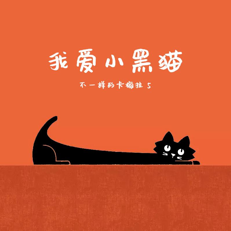 不一樣的卡梅拉5·我愛小黑貓