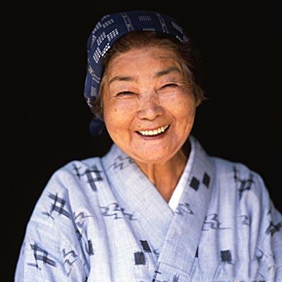日本人幸福长寿的秘密