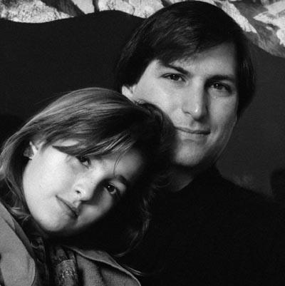 小人物:我和父親喬布斯