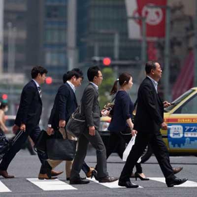 日本新中产阶级