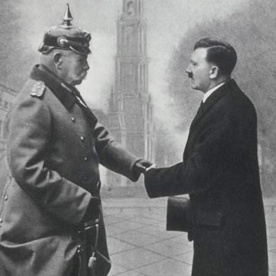 从俾斯麦到希特勒.1