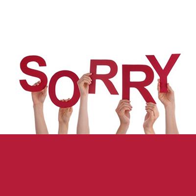 道歉的五種語言