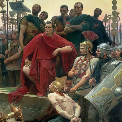 愷撒:巨人的一生.4