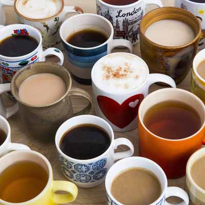 瘋狂咖啡因