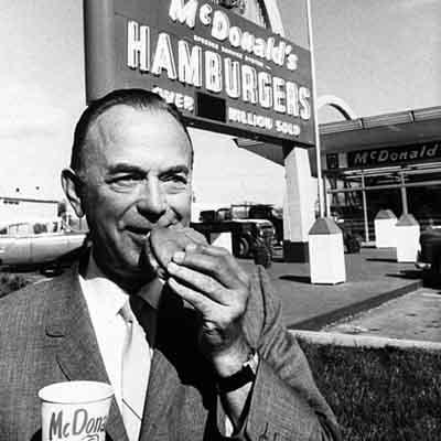 麦当劳之父的创业冒险