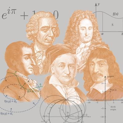 数学大师2·笛卡尔