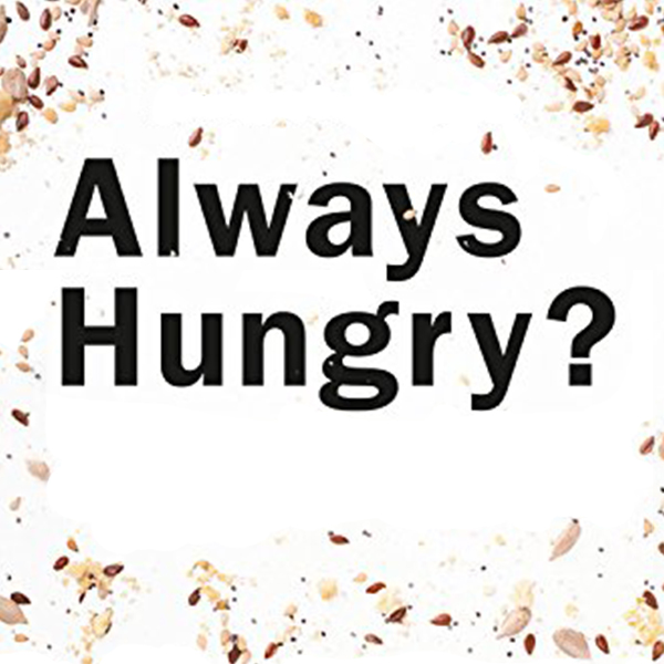 总觉得饿?
