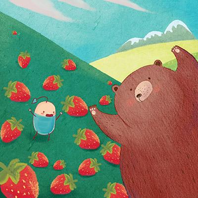 5-一头叫大个的熊