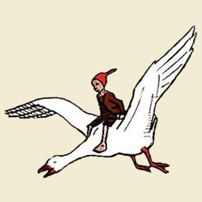 尼爾斯騎鵝旅行記(解讀版)