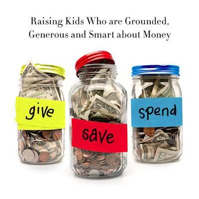 跟孩子谈谈钱