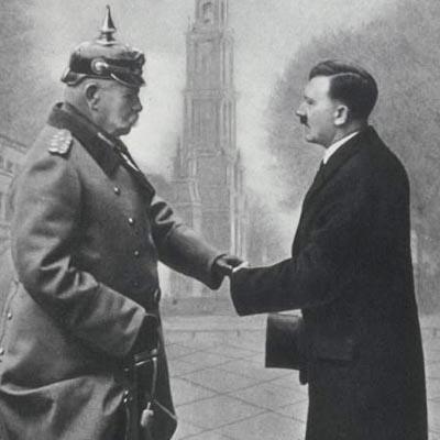 从俾斯麦到希特勒(完)