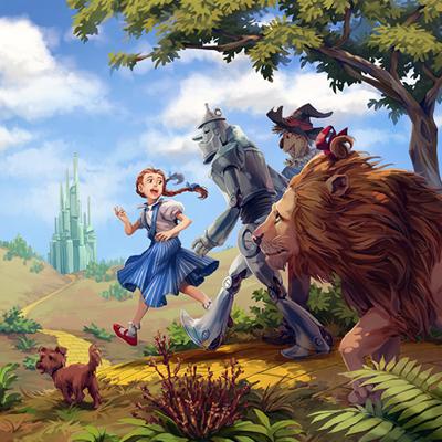 奧茲國仙境奇遇記:仙境迷途
